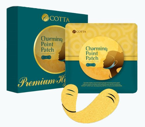 Cotta Charming point  patch 10gx5ea